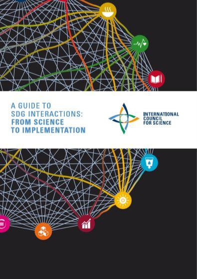 A Guide to SDG interactions