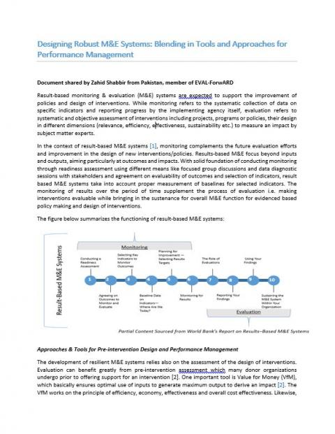 Evaluation process   Eval Forward