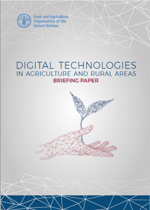 Digital Technologies in Agriculture and Rural Areas - Briefing Paper