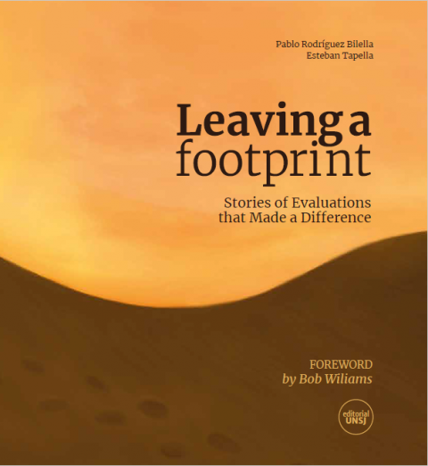 Leaving a footprint: Stories of evaluations that made the different