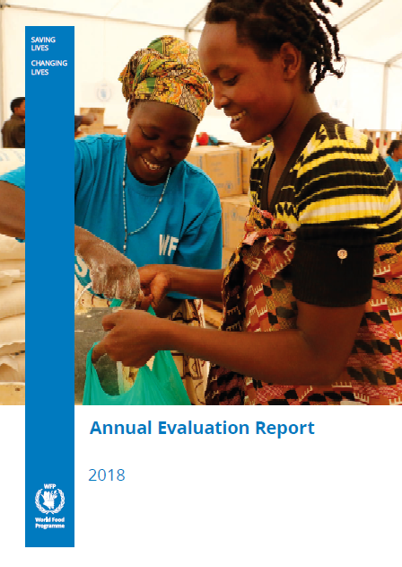 WFP annual report 2018