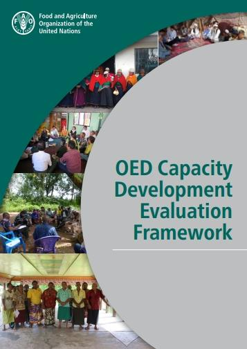 Capacity Development Evaluation Framework
