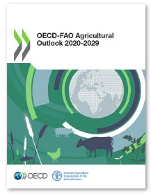 OECD-FAO Agricultural Outlook cover